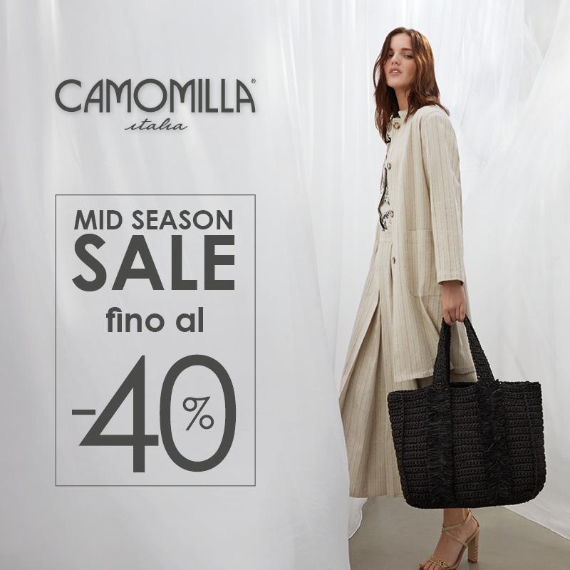 Camomilla Mid Season